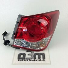 2011-2016 Chevrolet Cruze Right Passenger Side Rear Tail Lamp Tail Light new OEM