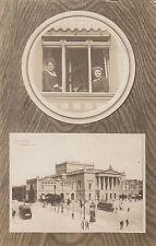 Leipzig, Neues Theater, seltene Karte, gelaufen 1912, gut erhalten,  siehe Scan