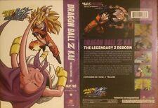 Dragon Ball Z Kai: The Final Chapters - Part Two (4-disc set dvd)