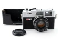CANON Canonet QL19 G-III Rangefinder Film Camera From JAPAN  #322