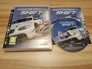 Need for Speed: Shift For Sony PlayStation 3 PS3 Complete - See Offer!