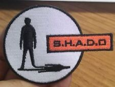 UFO SHADO 3 INCH PATCH - UFO2
