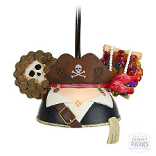 Disney Parks Pirates of the Caribbean Ear Hat Ornament New