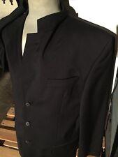 Veste blazer noir Lanificio F.lli Cerruti 1881 100% laine