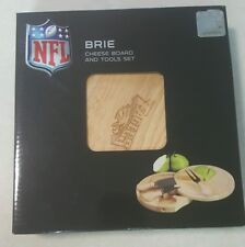 Philadelphia Eagles Cheese Tray Board and Tools Set Football Party Snack NIB