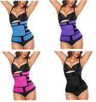 Fajas Colombianas Waist Trainer Cincher Body Shaper Slimming Wrap Belt Corset