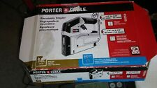 Porter Cable TS056 Pneumatic Stapler.w/manual and box