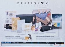 New - Destiny 2: Collector's Edition - Expansion Pass (Sony PlayStation 4, 2017)