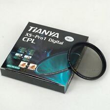 TIANYA 58mm 58 mm XS-Pro1 Glass Circular Polarizing C-PL PL-CIR Slim CPL Filter