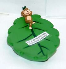 MONKEY FUN RESIN MONKEY LEAF SOAP DISH NEW