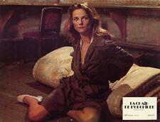CHARLOTTE RAMPLING LA CHAIR DE L'ORCHIDEE 1974 3 VINTAGE PHOTOS  LOBBY CARD LOT