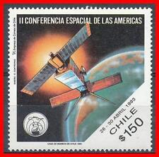 Chile 1993 SPACE CONFERENCE SC#1043 MNH space, ASTRONOMY