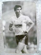 Original Press Photo NEIL WEBB; Nottingham FC Player