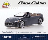 #24562 - Cobi Maserati GranCabrio Sport - Grau - 1:35