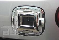 07-14 Toyota FJ Cruiser Chrome Fuel Tank Gas Door Cover