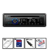 AUTORADIO MAJESTIC SCD-635 CD RDS MP3 USB AUX STEREO AUTO RADIO LED VIVAVOCE