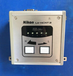 1pcs Used Nikon LV-NCNT2 Electric Nose Operating Handle Remote Control