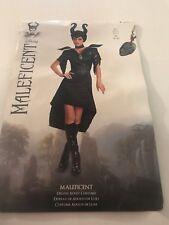 Disney Maleficent Deluxe Costume Woman Medium (8-10)