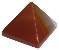 Pyramide en Cornaline - Attire l'abondance et la chance