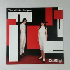 THE WHITE STRIPES De Stijl TMR032 WG/NRP 180g LP Vinyl VG++ Cover VG++ Insert RE