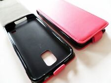% FLEXI Handy Tasche Hülle Cover Pink r Schutzhülle Samsung Galaxy Ace NXT