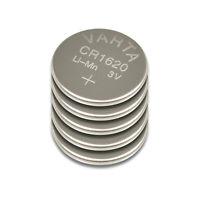 5x VARTA CR1620 3V Knopfzelle Lithium CR 1620, 5 Stück