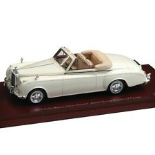 Rolls-Royce Silver Cloud I Drophead White 1959 TrueScale TSM134352 Resin 1/43