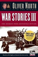 War Stories III: The Heroes Who Defeated Hitler (with DVD), North, Oliver L., Go