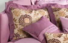 NEW Sandy Wilson Daphne Bedding Collection Gold Purple King Pillow Sham Cover