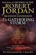 The Gathering Storm [Hardcover] Jordan, Robert and Sanderson, Brandon