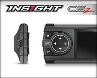 New Edge Insight CS2 Monitor Gauge Display 84030 For All 1996+ OBD2 Vehicles