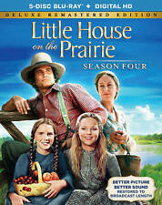 Little House on the Prairie Season 4 (Deluxe Remastered Edition Blu-ray)