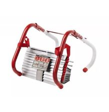 Kidde Kl-2S Two-Story Fire Escape Ladder with Anti-slip Rungs 13-foot