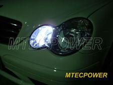 MTEC Maruta 6000K T10 No Error LED Parking Lights Mercedes W211 E Class 03-08
