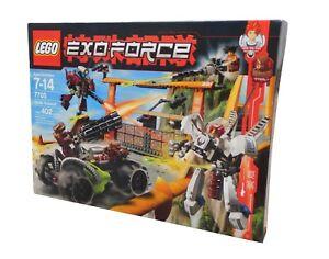 B-Ware Lego Exoforce Gate Assault 7705 Neu B Ware