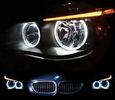 4x BMW 5 Series E60 E61 Pre LCI LED Angel Eyes Halo Ring Light Bulb White Canbus