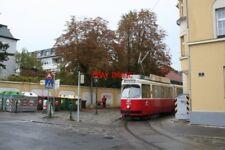 PHOTO  AUSTRIA WIEN GRINZING TRAM NO 4034 view 2