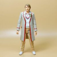 "doctor who  THE 5th FIFTH DOCTOR  action figure 5.5"" old"