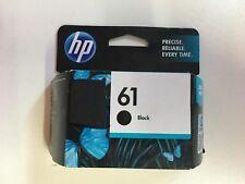 Genuine HP 61 Black PRINTER INK CARTRIDGE  (Past used by date)