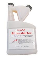 Osaga Filterstarter für Biofilter in Gartenteichen und Aquarien für 50.000 l