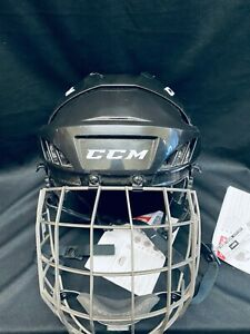 CCM Fit-Lite 80 Bull Riding Rodeo Mutton Buster Helmet - *NEW* BLACK Small