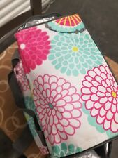 Thirty One Market Bag - Harvest Floral - Thermal - Picnic Tote Soft Cooler