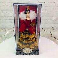 Disney Villain Designer Coll. Queen of Hearts Doll