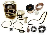 For Stihl 075, 076, TS760 Cylinder kit overhaul 58mm + air filter bearings belt