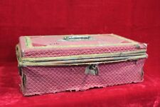 Iron Jewellary Box Old Vintage Antique Home Decor Decorative Collectible PK-97