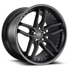 "Niche M194 Methos 19x9.5 5x4.5"" +35mm Black Wheel Rim 19"" Inch"