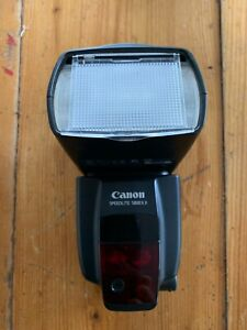 Canon Speedlite 580EX II TTL Flash Gun for Canon -Used