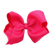 Glitter Accessories Head Big Bow Fashion Headwear Hair Headband Clips