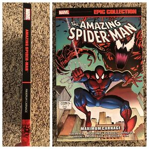 Amazing Spider-Man Epic Collection Vol 25 Maximum Carnage - Unlimited 1 2 Venom