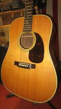 1966 Martin D-28 Natural Flatop Dreadnought Acoustic Guitar With Hardshell Case